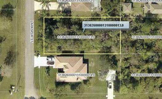 1280 Larkspur Street, Sebastian, FL 32958 (MLS #233053) :: Team Provancher | Dale Sorensen Real Estate