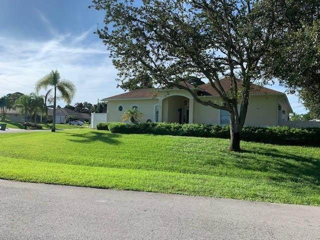 158 Miller Drive, Sebastian, FL 32958 (#234836) :: The Reynolds Team/ONE Sotheby's International Realty