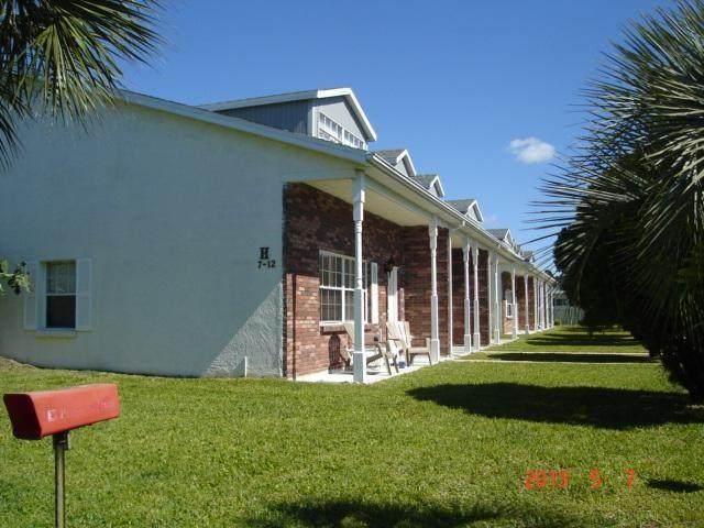 8520 Highway 1 H-5, Micco, FL 32976 (MLS #235337) :: Billero & Billero Properties