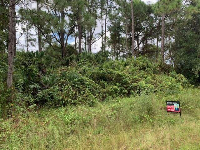0 Planet, Palm Bay, FL 32909 (MLS #237194) :: Team Provancher | Dale Sorensen Real Estate