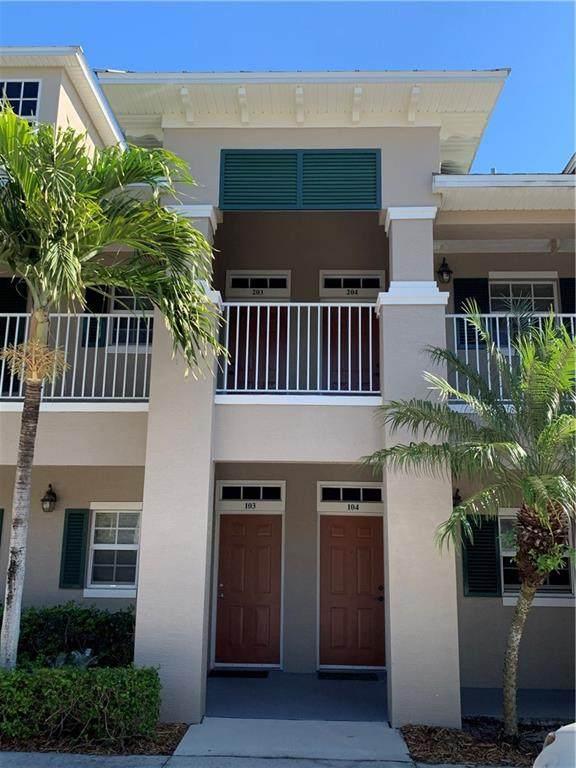 4380 Doubles Alley Drive #204, Vero Beach, FL 32967 (MLS #238770) :: Billero & Billero Properties