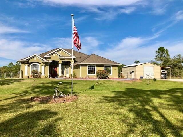 14800 93rd Street, Fellsmere, FL 32948 (MLS #239245) :: Billero & Billero Properties