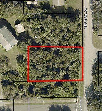 0 Corner Of Central & Allen Avenue, Micco, FL 32976 (MLS #241817) :: Billero & Billero Properties