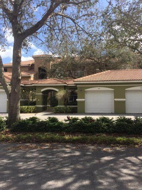 5060 Fairways Circle F301, Vero Beach, FL 32967 (MLS #242263) :: Team Provancher   Dale Sorensen Real Estate