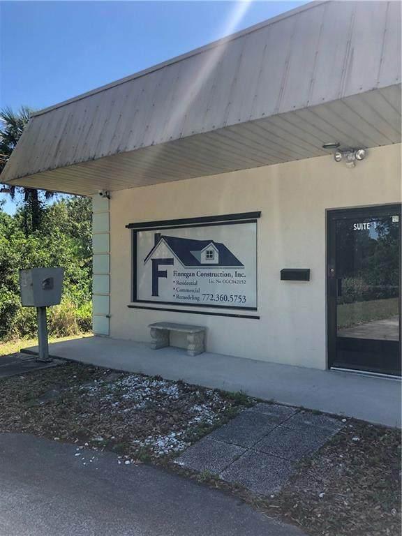 805 Sebastian Boulevard, Sebastian, FL 32958 (MLS #242570) :: Team Provancher | Dale Sorensen Real Estate