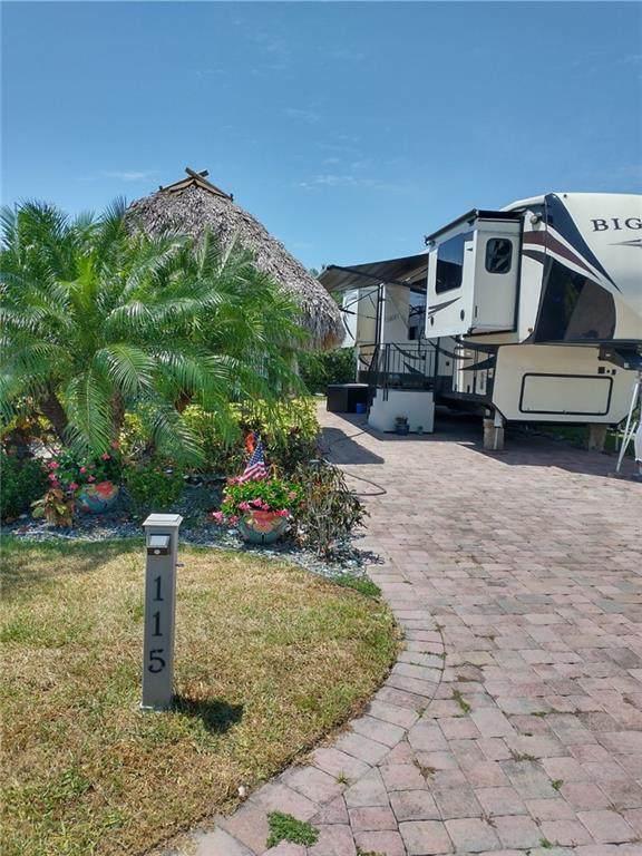 4143 Us Highway 441 S #115 S #115, Okeechobee, FL 34974 (MLS #244042) :: Dale Sorensen Real Estate