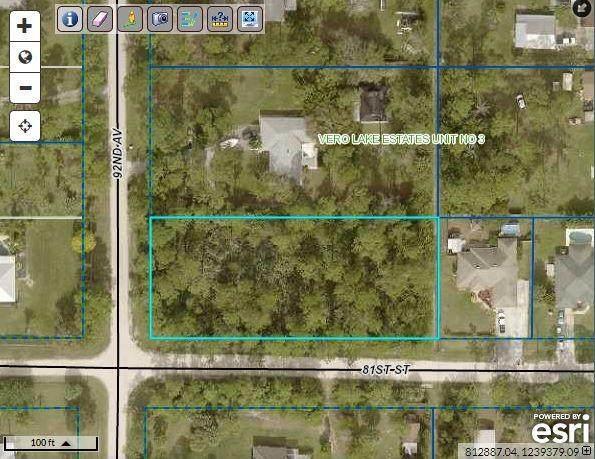9140 81st Street, Vero Beach, FL 32967 (MLS #245478) :: Team Provancher   Dale Sorensen Real Estate