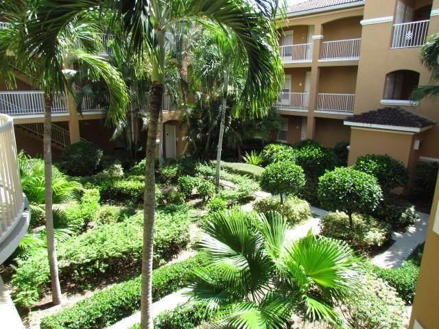 5020 Fairways Circle J201, Vero Beach, FL 32967 (MLS #245495) :: Team Provancher   Dale Sorensen Real Estate