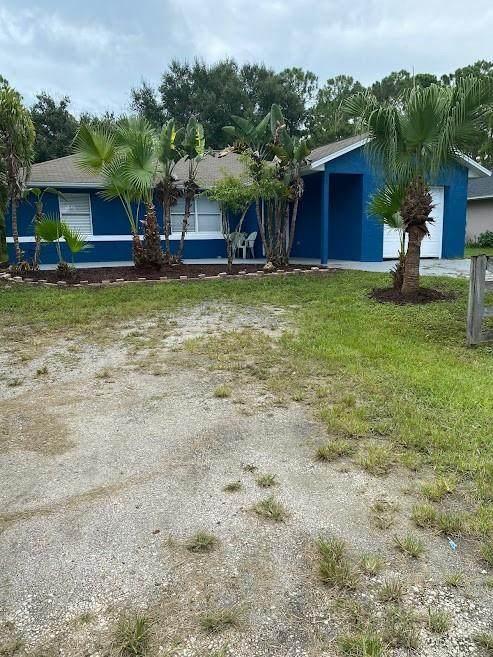 111 S Willow Street, Fellsmere, FL 32948 (MLS #245757) :: Team Provancher | Dale Sorensen Real Estate