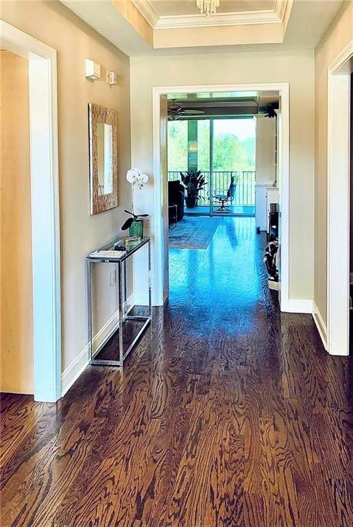 4775 S Harbor Drive #207, Vero Beach, FL 32967 (MLS #246082) :: Billero & Billero Properties