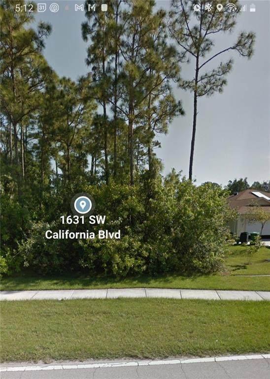 1631 SW California Boulevard, Port Saint Lucie, FL 34953 (MLS #246645) :: Kelly Fischer Team