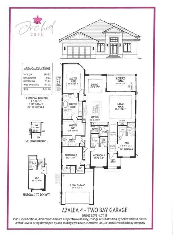 9229 Orchid Cove Circle, Vero Beach, FL 32963 (MLS #246712) :: Billero & Billero Properties