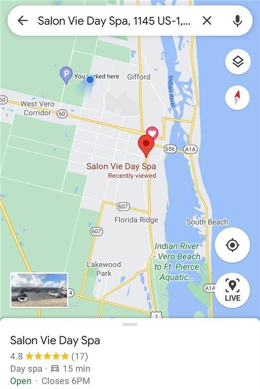 1145 Us-1, Vero Beach, FL 32962 (MLS #247334) :: Team Provancher | Dale Sorensen Real Estate