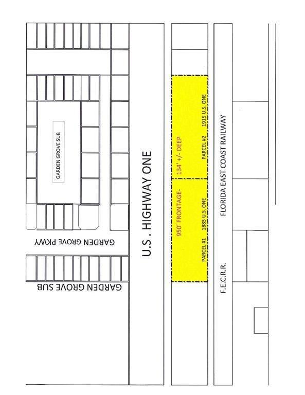 1885 Us Highway 1, Vero Beach, FL 32962 (MLS #247345) :: Dale Sorensen Real Estate