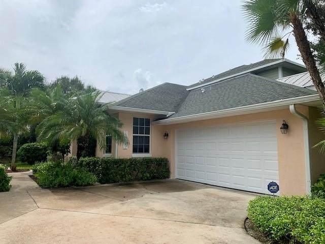 1639 Baseline Lane #1639, Vero Beach, FL 32967 (MLS #247547) :: Dale Sorensen Real Estate