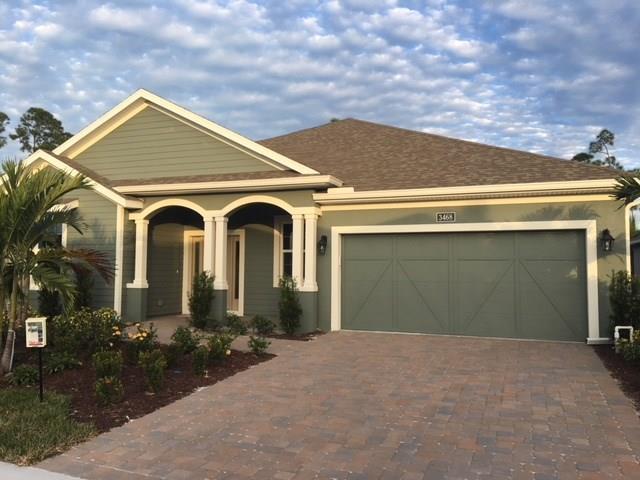 3468 Diamond Leaf Drive, Vero Beach, FL 32966 (MLS #211221) :: Billero & Billero Properties