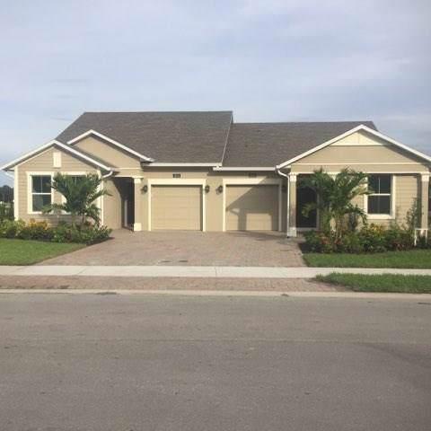 3534 Wild Banyan Way, Vero Beach, FL 32966 (MLS #224570) :: Team Provancher | Dale Sorensen Real Estate