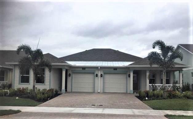 6120 Spicewood Lane, Vero Beach, FL 32966 (MLS #225198) :: Team Provancher | Dale Sorensen Real Estate