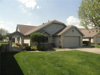 923 Fenway Court, Anderson, IN 46011 (MLS #21478949) :: The Gutting Group LLC