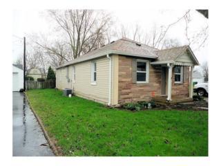 521 N Maple Street, Pittsboro, IN 46167 (MLS #21483660) :: Heard Real Estate Team