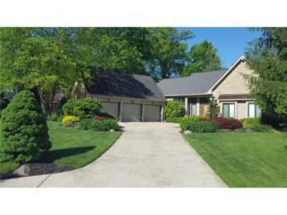 9816 Gulfstream Drive, Fishers, IN 46037 (MLS #21484319) :: Heard Real Estate Team