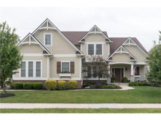 15615 Hawks Way, Carmel, IN 46033 (MLS #21487150) :: The Gutting Group LLC