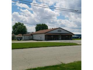 715 W 2nd Street, Rushville, IN 46173 (MLS #21487234) :: The Gutting Group LLC