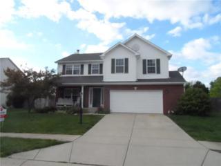 110 E Bloomfield Lane, Westfield, IN 46074 (MLS #21487264) :: Heard Real Estate Team