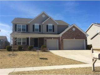 1490 Lavender Lane, Greenwood, IN 46143 (MLS #21487266) :: Heard Real Estate Team