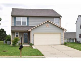 1623 Farm Meadow Drive, Greenwood, IN 46143 (MLS #21487371) :: Heard Real Estate Team