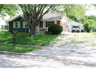 935 Gary Drive, Plainfield, IN 46168 (MLS #21487402) :: Heard Real Estate Team