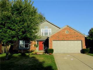 417 Tavistock Drive, Mooresville, IN 46158 (MLS #21487442) :: Heard Real Estate Team