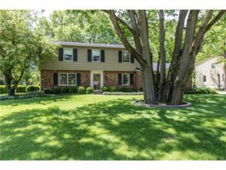 11424 Dona Drive, Carmel, IN 46033 (MLS #21487569) :: Heard Real Estate Team