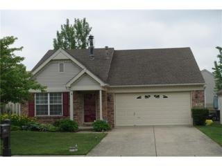 9244 Crossing Drive, Fishers, IN 46037 (MLS #21487745) :: Heard Real Estate Team
