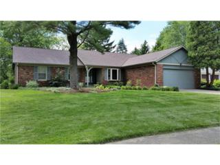 8202 Lieber Road, Indianapolis, IN 46260 (MLS #21487750) :: Heard Real Estate Team