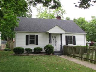 132 Morgan Street, Mooresville, IN 46158 (MLS #21487818) :: Heard Real Estate Team