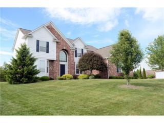 3916 Heathfield Court, Zionsville, IN 46077 (MLS #21487878) :: The Gutting Group LLC
