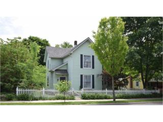 309 W State Street, Pendleton, IN 46064 (MLS #21487884) :: The Gutting Group LLC