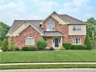 1412 Springmill Ponds Boulevard, Carmel, IN 46032 (MLS #21487923) :: Heard Real Estate Team