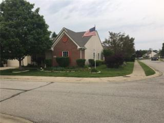 8492 Salatheal Court, Fishers, IN 46038 (MLS #21488105) :: The Gutting Group LLC
