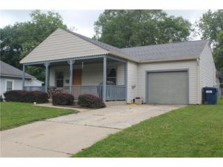 105 W Berry Street, Greencastle, IN 46135 (MLS #21488287) :: The Gutting Group LLC