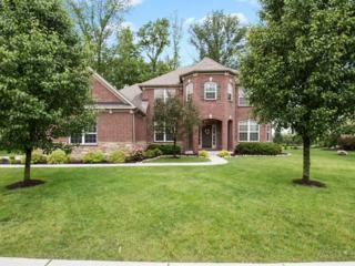 14080 Clifton Court, Fishers, IN 46040 (MLS #21488395) :: The Gutting Group LLC