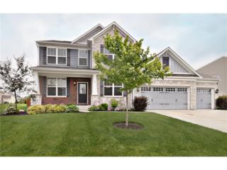 13155 Avalon Boulevard, Fishers, IN 46037 (MLS #21488444) :: The Gutting Group LLC