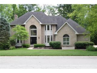 11217 Woods Bay Lane, Indianapolis, IN 46236 (MLS #21488524) :: The Gutting Group LLC