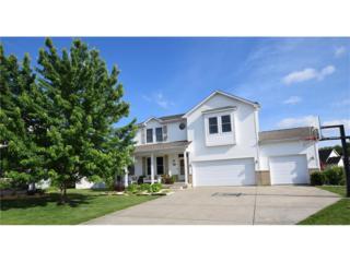 312 Dogwood Drive, Pendleton, IN 46064 (MLS #21488578) :: The Gutting Group LLC