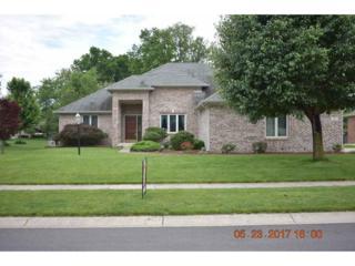 5441 Red Hawk Lane, Greenwood, IN 46142 (MLS #21487456) :: Heard Real Estate Team