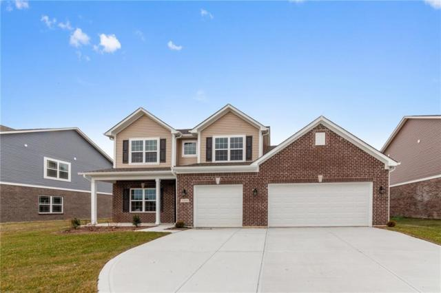 3314 S Hume Road, New Palestine, IN 46163 (MLS #21577411) :: The ORR Home Selling Team