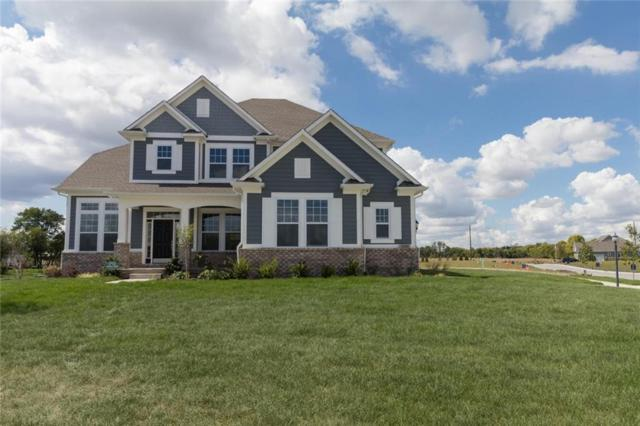 3469 Pace Drive, Westfield, IN 46074 (MLS #21567953) :: Mike Price Realty Team - RE/MAX Centerstone