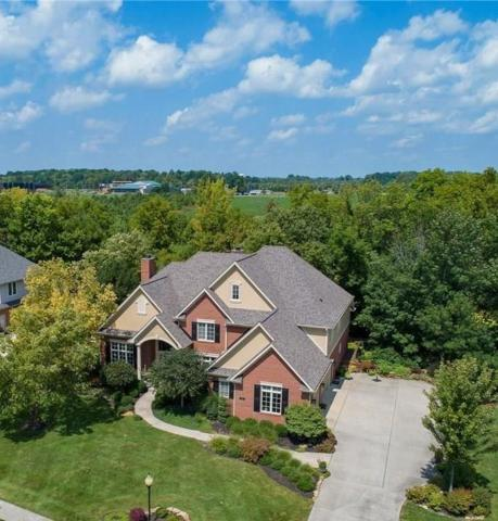 2976 Kings Court, Carmel, IN 46032 (MLS #21575918) :: AR/haus Group Realty