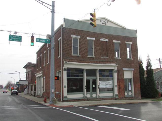 121 E Howard Street, Seymour, IN 47274 (MLS #1180355J) :: AR/haus Group Realty